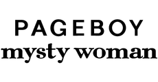 PAGEBOY/mysty woman